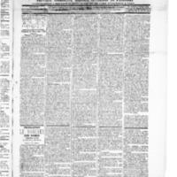 Le Journal de l'arrondissement de Valognes, numéro du 13 novembre 1896