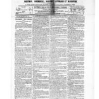 Le Journal de l'arrondissement de Valognes, numéro du 11 septembre 1885