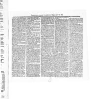 Le Journal de l'arrondissement de Valognes, supplément au numéro du 26 juin 1896