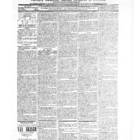 Le Journal de l'arrondissement de Valognes, numéro du 13 novembre 1903