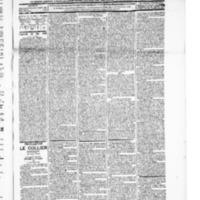 Le Journal de l'arrondisssmeent de Valognes, numéro du 22 mai 1896