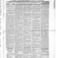 Le Journal de l'arrondissement de Valognes, numéro du 28 septembre 1894