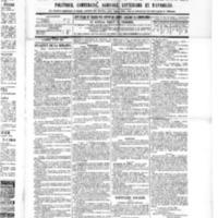 Le Journal de l'arrondissement de Valognes, numéro du 04 juin 1886