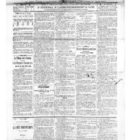 Le Journal de l'arrondissement de Valognes, numéro du 26 juillet 1913
