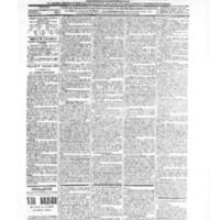 Le Journal de l'arrondissement de Valognes, numéro du 27 novembre 1903