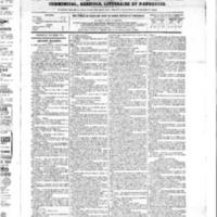 Le Journal de l'arrondissement de Valognes, numéro du 21 novembre 1873