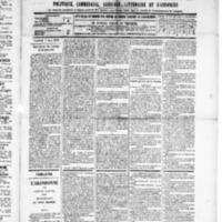 Le Journal de l'arrondissement de Valognes, numéro du 07 juin 1889