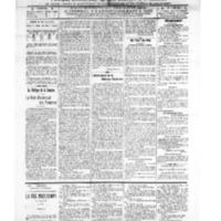 Le Journal de l'arrondissement de Valognes, numéro du 14 juin 1913