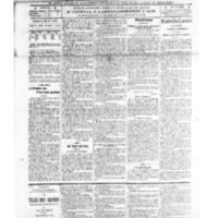 Le Journal de l'arrondissement de Valognes, numéro du 20 septembre 1913