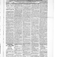 Le Journal de l'arrondissement de Valognes, numéro du 31 juillet 1896