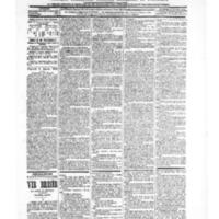 Le Journal de l'arrondissement de Valognes, numéro du 09 janvier 1903