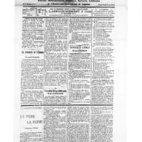 Le Journal de l'arrondissement de Valognes, numéro du 10 mars 1928