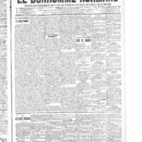 Le Bonhomme normand, numéro du 11 décembre 1914