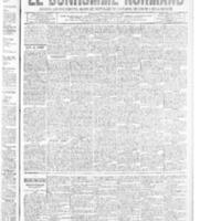 Le Bonhomme normand, numéro du 05 juin 1914