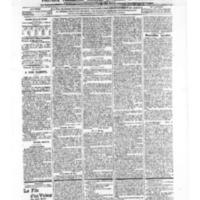 Le Journal de l'arrondissement de Valognes, numéro du 28 septembre 1906