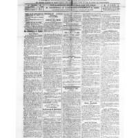 Le Journal de l'arrondissement de Valognes, numéro du 16 avril 1921