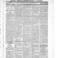 Le Journal de l'arrondissement de Valognes, numéro du 14 août 1896
