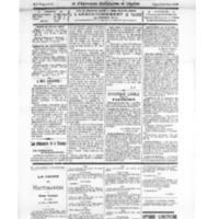 Le Journal de l'arrondissement de Valognes, numéro du 11 décembre 1926