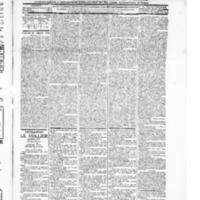 Le Journal de l'arrondissement de Valognes, numéro du 24 janvier 1896