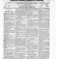 Le Journal de l'arrondissement de Valognes, numéro du 22 mai 1868