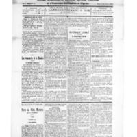 Le Journal de l'arrondissement de Valognes, numéro du 06 février 1926