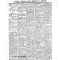 Le Journal de l'arrondissement de Valognes, numéro du 01 septembre 1905