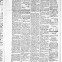 Le Journal de l'arrondissement de Valognes, supplément au numéro du 06 septembre 1889