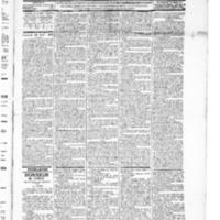 Le Journal de l'arrondissement de Valognes, numéro du 13 avril 1894