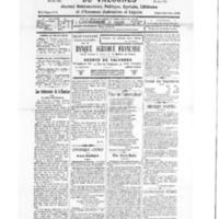 Le Journal de l'arrondissement de Valognes, numéro du 13 décembre 1930