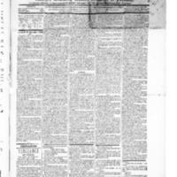 Le Journal de l'arrondissement de Valognes, numéro du 28 décembre 1894