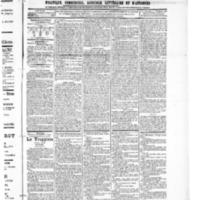Le Journal de l'arrondissement de Valognes, numéro du 24 février 1905