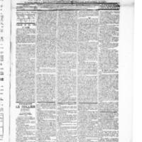 Le Journal de l'arrondisssmeent de Valognes, numéro du 29 mai 1896