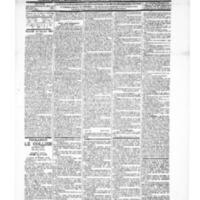 Le Journal de l'arrondissement de Valognes, numéro du 30 octobre 1896