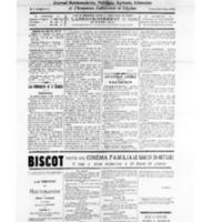 Le Journal de l'arrondissement de Valognes, numéro du 30 octobre 1926