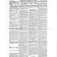 Le Journal de l'arrondissement de Valognes, numéro du 16 janvier 1932
