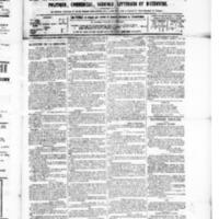 Le Journal de l'arrondissement de Valognes, numéro du 11 décembre 1885