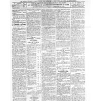 Le Journal de l'arrondissement de Valognes, numéro du 09 juillet 1921