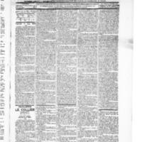 Le Journal de l'arrondissement de Valognes, numéro du 05 juin 1896