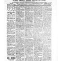 Le Journal de l'arrondissement de Valognes, numéro du 13 février 1903