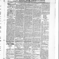 Le Journal de l'arrondissement de Valognes, numéro du 13 janvier 1905