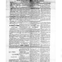 Le Journal de l'arrondissement de Valognes, numéro du 14 juillet 1928