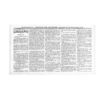 Le Journal de l'arrondissement de Valognes, supplément au numéro du 23 septembre 1939