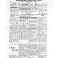 Le Journal de l'arrondissement de Valognes, numéro du 11 octobre 1930