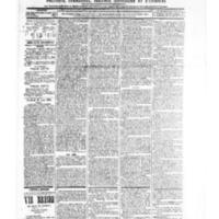 Le Journal de l'arrondissement de Valognes, numéro du 26 juin 1903