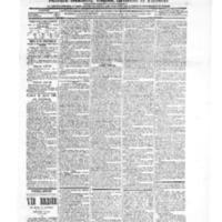 Le Journal de l'arrondissement de Valognes, numéro du 24 juillet 1903