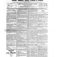 Le Journal de l'arrondissement de Valognes, numéro du 17 juin 1881