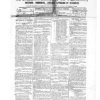 Le Journal de l'arrondissement de Valognes, numéro du 04 septembre 1885