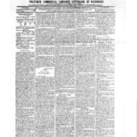 Le Journal de l'arrondissement de Valognes, numéro du 29 décembre 1905