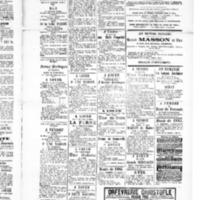 Le Journal de l'arrondissement de Valognes, supplément au numéro du 24 avril 1885