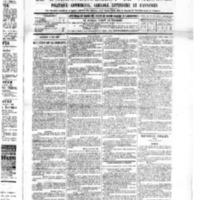 Le Journal de l'arrondissement de Valognes, numéro du 14 mai 1886